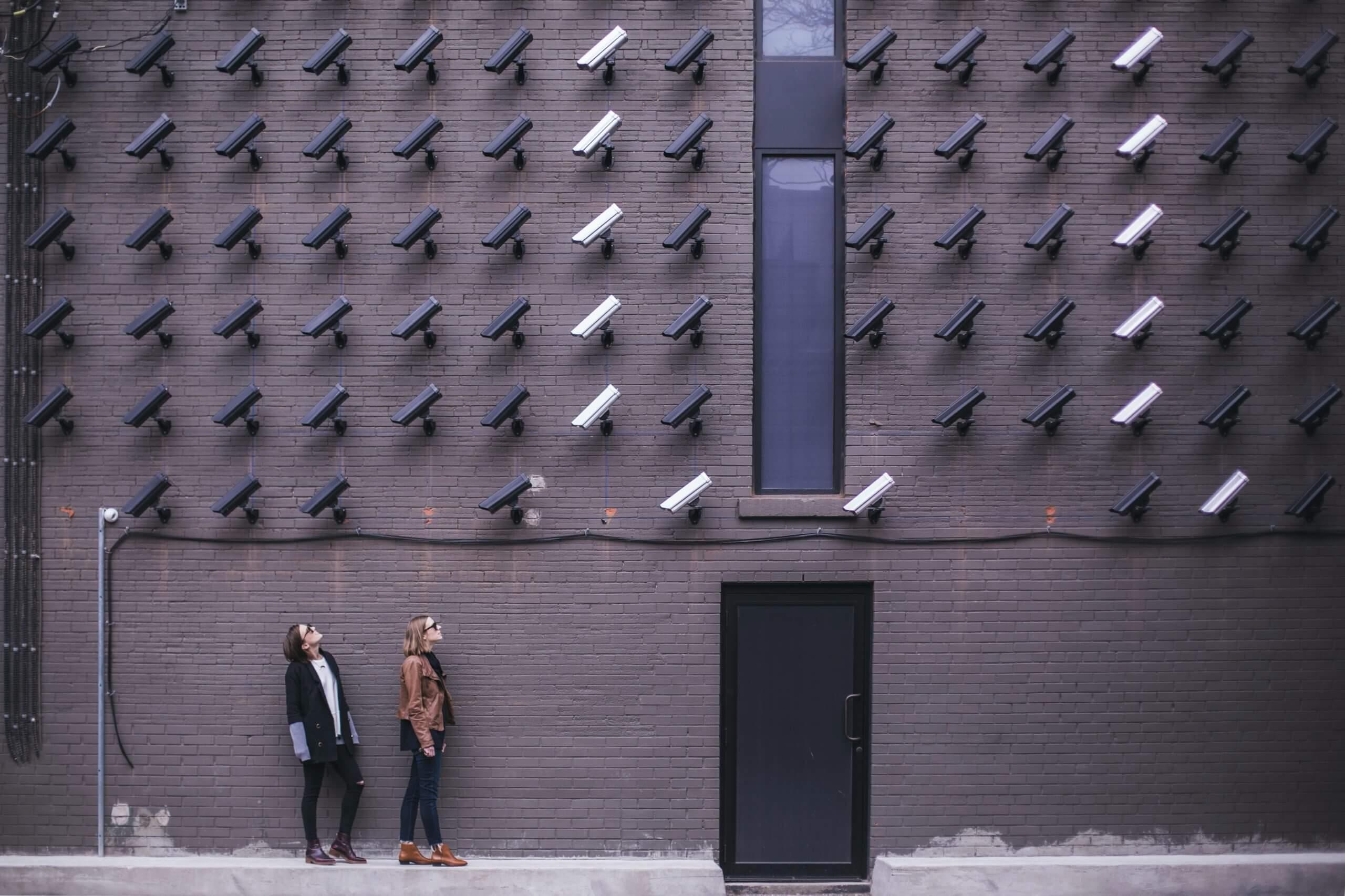 new IT equipment, Surveillance & Access Control